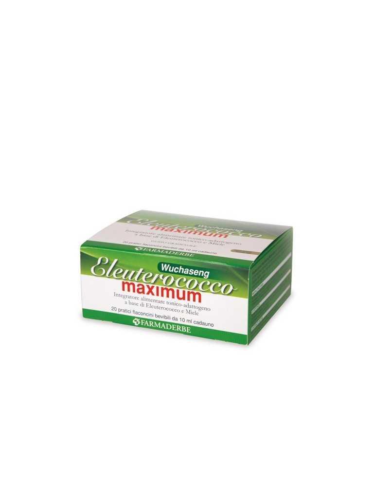 Eleuterococco Maximum 20fl 908169333