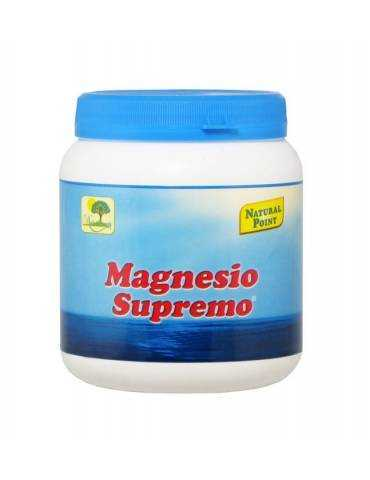 Magnesio supremo 300 grammi integratore alimentare NATURAL POINT Srl905972081 NATURAL POINT Srl