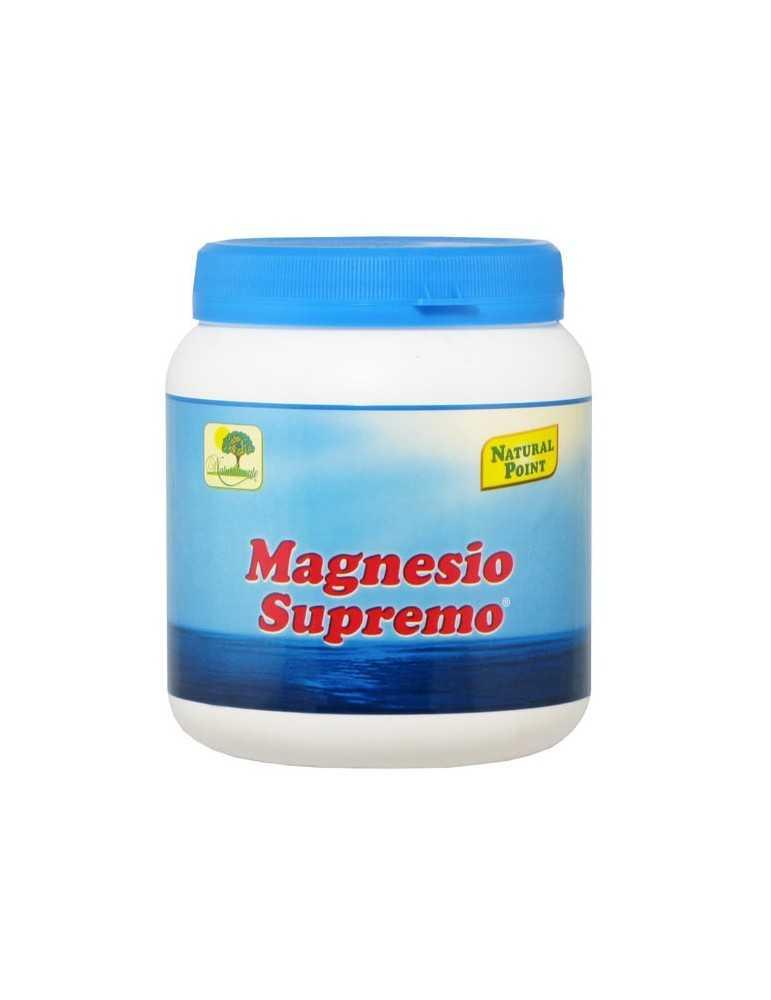 Magnesio supremo 300 grammi integratore alimentare NATURAL POINT Srl905972081 NATURAL POINT Srl