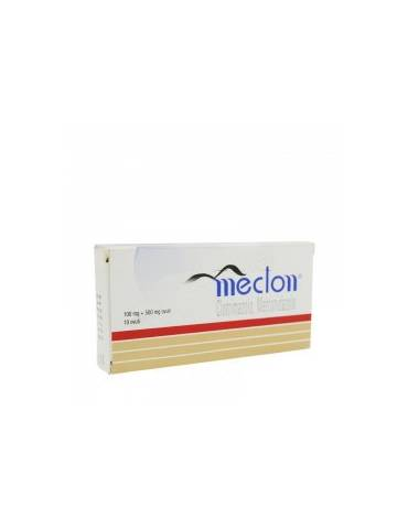 Meclon 100mg+500mg 10 ovuli vaginali ALFASIGMA SpA023703010 ALFASIGMA SpA