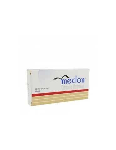 Meclon 100mg+500mg 10 ovuli vaginali ALFASIGMA SpA 023703010 Prodotti Ginecologici