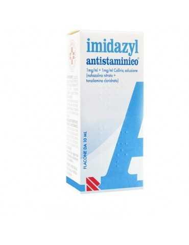 Imidazyl Antistaminico Collirio 1 flaconcino 10ml 035469016