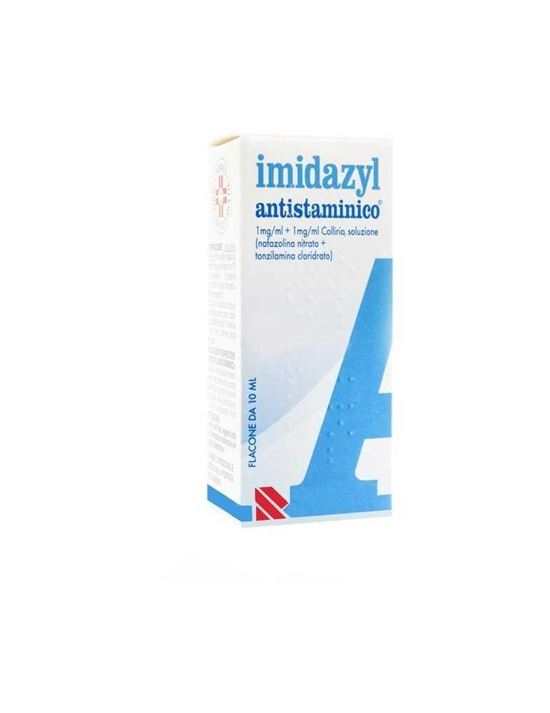 Imidazyl Antistaminico Collirio 1 flaconcino 10ml Recordati