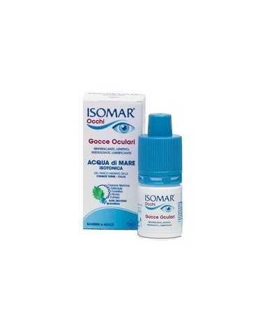 Isomar Occhi Gocce Oculari per bambini e adulti 10ml 0,2% EURITALIA PHARMA (div.COSWELL)973344056 EURITALIA PHARMA (div.COSWELL)