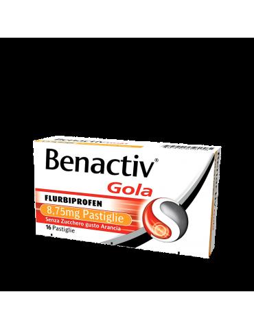 Benactiv Gola 16 pastiglie...