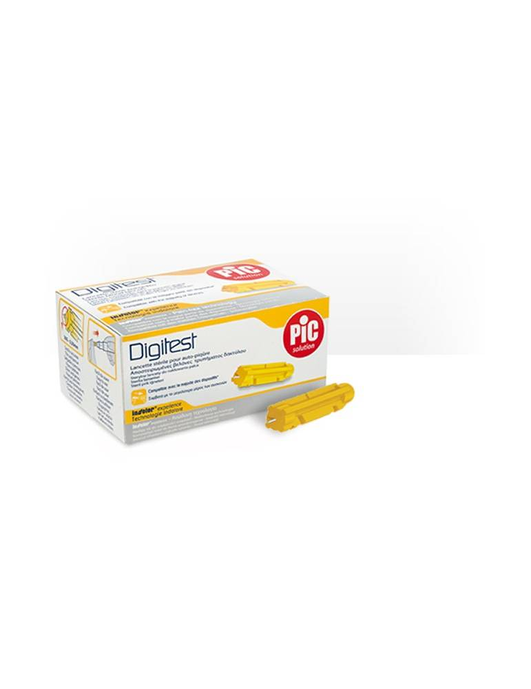 PIC Digitest per il controllo glicemico Pikdare901500862 Pikdare