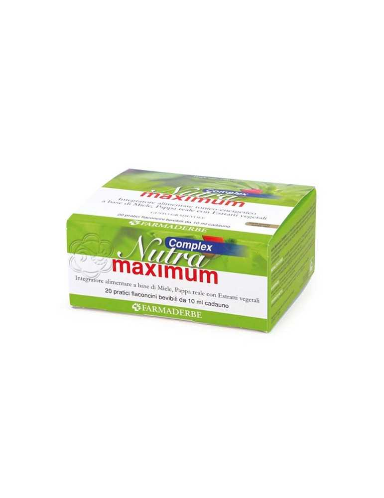 Maximum Complex 20fl 10ml FARMADERBE Srl 907205126
