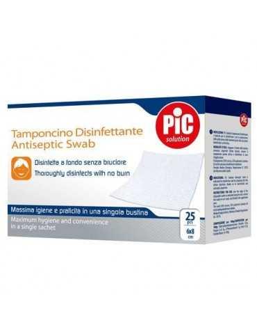PIC tamponi disinfettanti 25 pezzi PIKDARE SpA921217802 PIKDARE SpA
