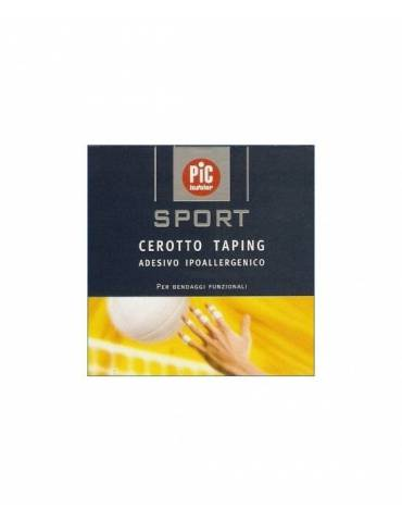 PIC Cerotto Taping cm 3,75 x 10 mt PIKDARE SpA924570334 PIKDARE SpA