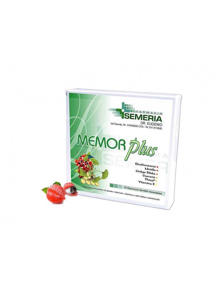 Memor Plus 10fl 10ml 904046517