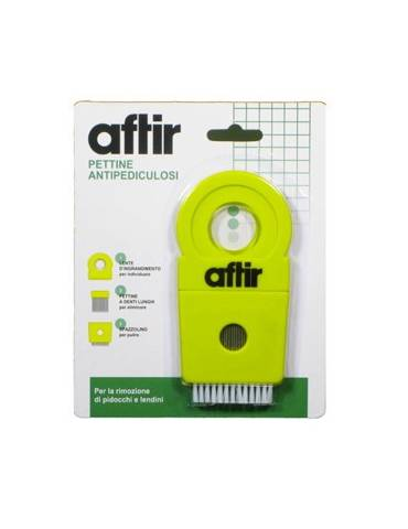 Aftir Pettine Antipediculosi MYLAN ITALIA Srl 938050883