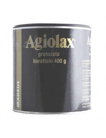 Agiolax stitichezza occasionale granulato barattolo 400g Meda Pharma