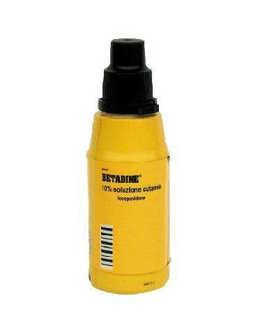 Betadine soluzione cutanea 50 ml 023907177