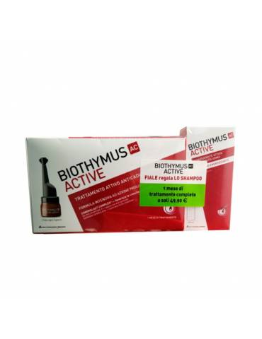 Biothymus Uomo trattamento 10F+SH energizzante MEDA PHARMA SpA 934814892