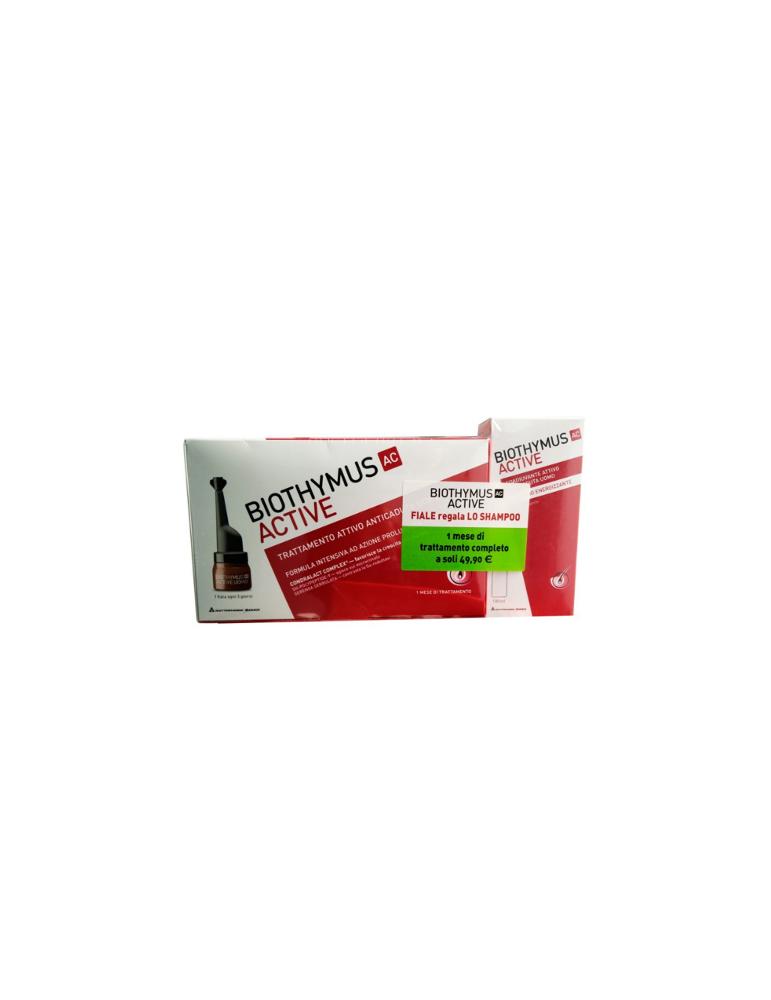 Biothymus Uomo trattamento 10F+SH energizzante 934814892