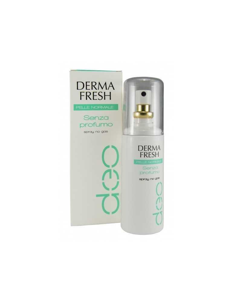 Dermafresh Deodorante per pelle normale senza profumo 100ml Meda Pharma