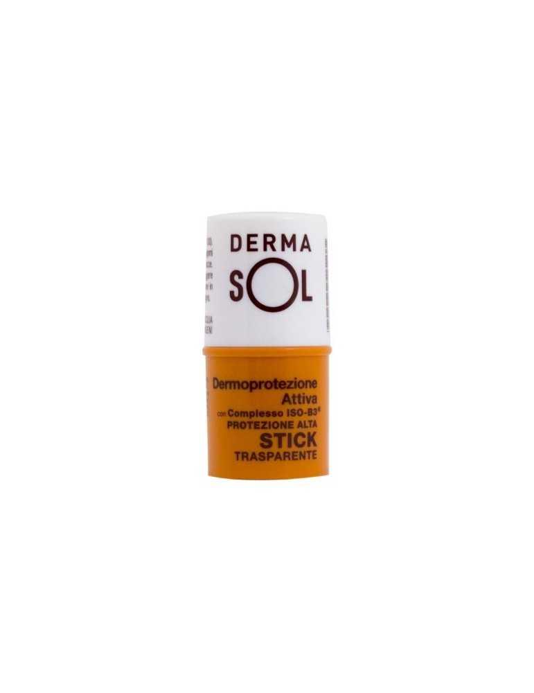 Dermasol Stick DermoProtezione 5ml (Trasparente) Meda Pharma