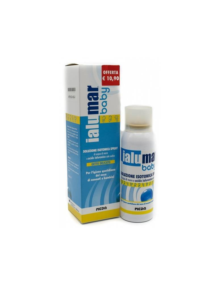Ialumar Baby Soluzione isotonica spray 100 ml Meda Pharma931609135 Meda Pharma
