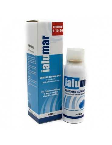 Ialumar soluzione Isotonica igiene naso e orecchio 100ml Meda Pharma913152397 Meda Pharma