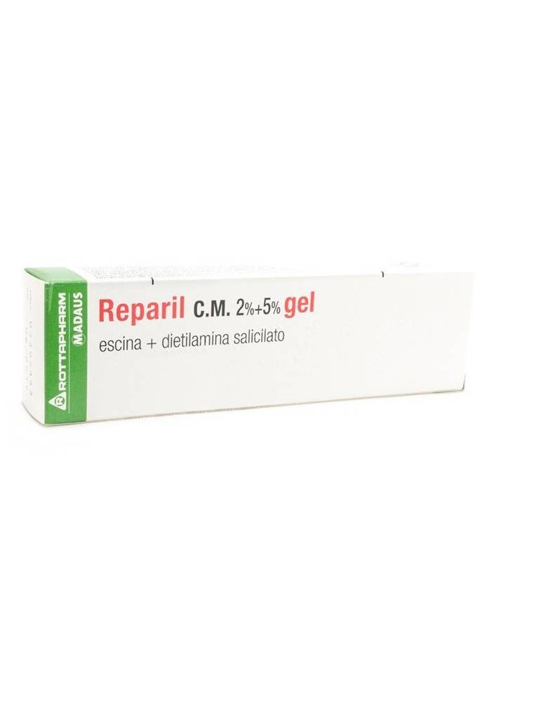 Reparil Gel CM 2% + 5% 40 g 036397026
