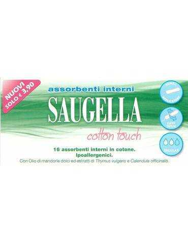 Saugella assorbenti interni Regular 16pz MEDA PHARMA SpA 933442434