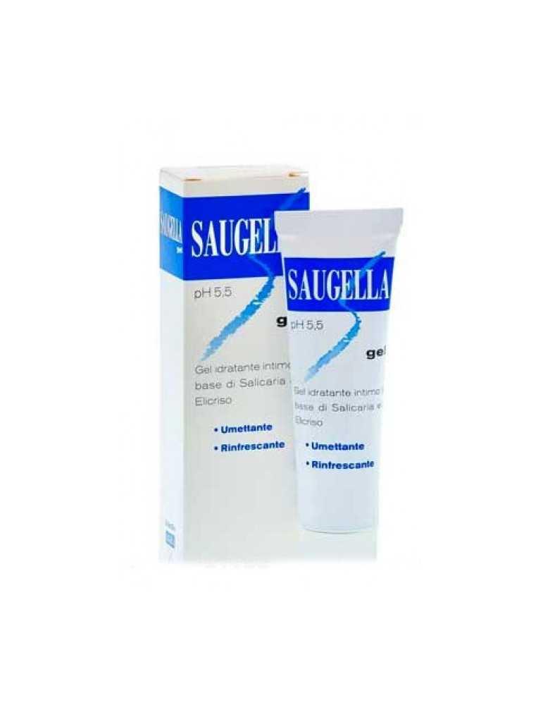 Saugella Gel pH5,5 Gel Idratante Intimo 30ml 908620646