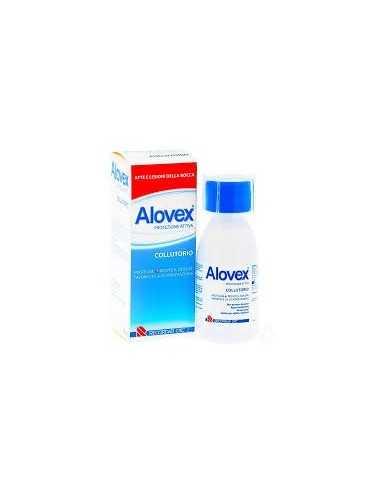Alovex collutorio protezione attiva 120ml Recordati