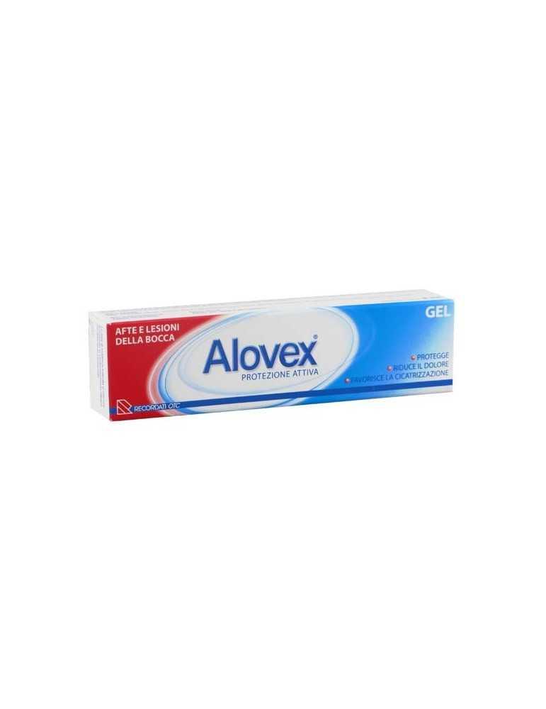 Alovex protezione attiva Gel Afte e Lesioni della Bocca 8ml 930625203