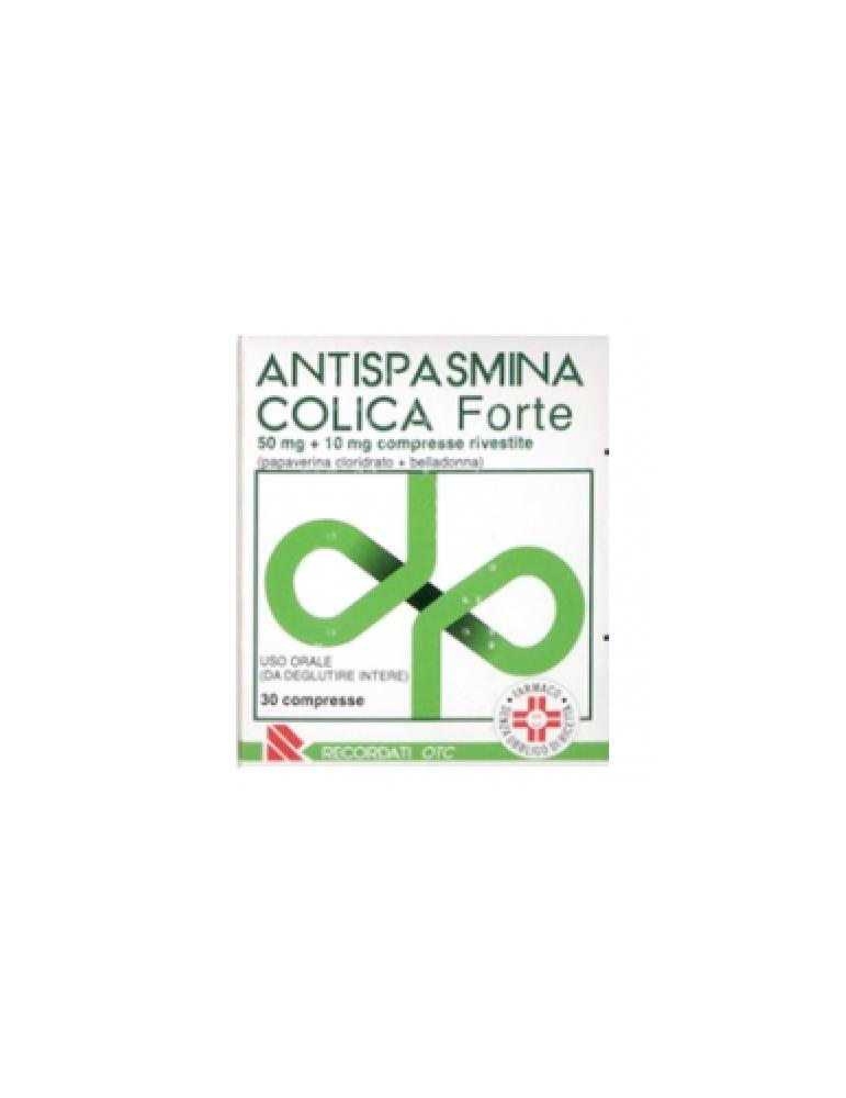 Antispasmina Colica Forte 30 Compresse 002918050