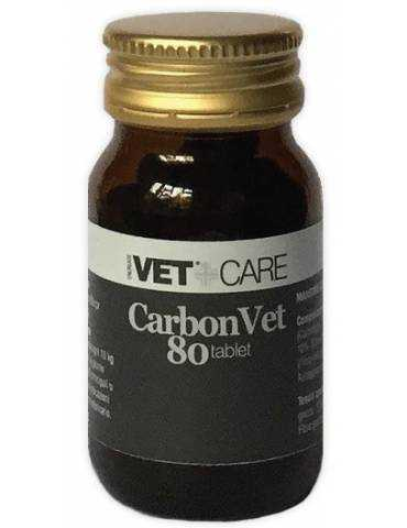 VETCARE CarbonVet 80cpr 500mg 970297925