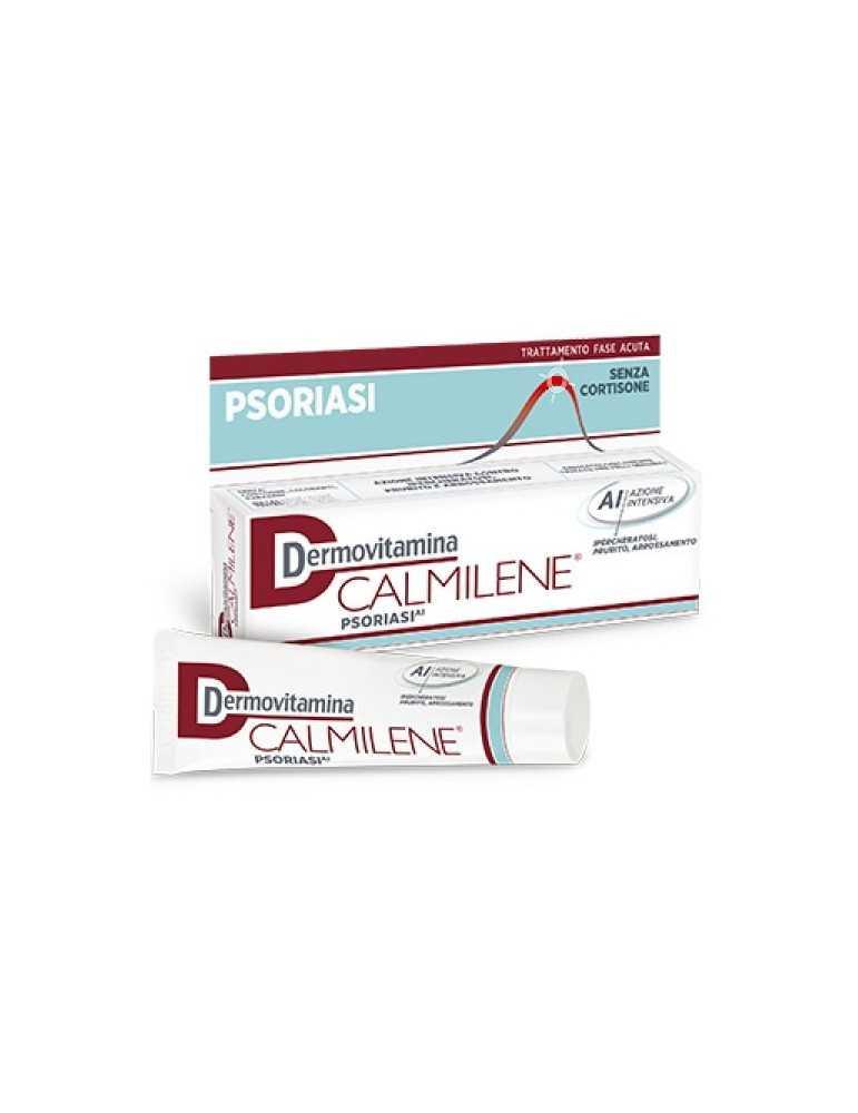 Dermovitamina Calmilene trattamento Psoriasi 50 ml 938805544