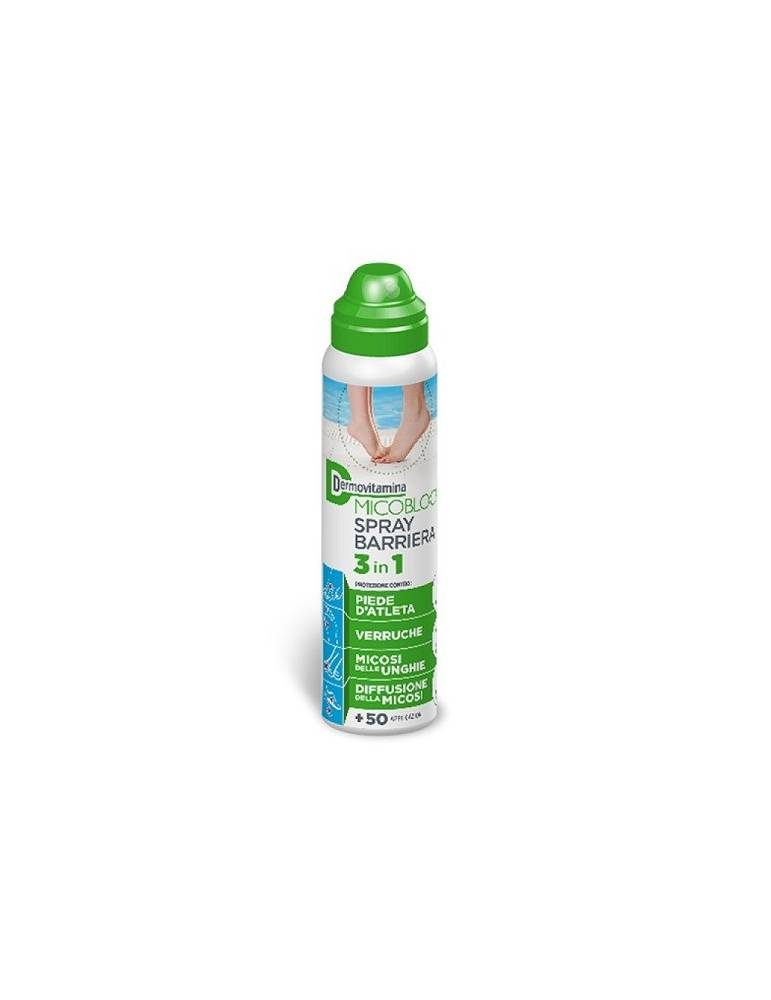 Dermovitamina Micoblock Spray Barriere 3 in 1 100ml Pasquali srl939139251 Pasquali srl