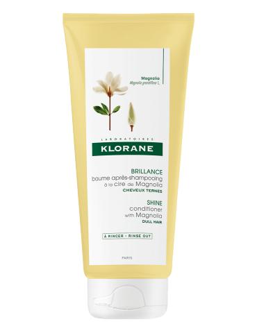 Klorane balsamo dopo shampoo brillantezza alla cera di magnolia 200ml KLORANE (Pierre Fabre It. SpA) 971683964