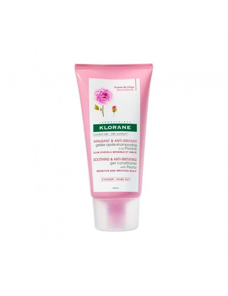 Klorane Gel post-shampoo alla Peonia 50ml Klorane (Pierre Fabre)