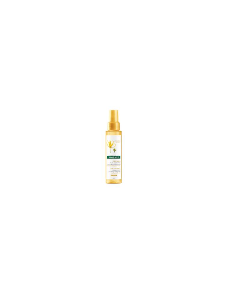 Klorane Olio Protettivo di cera ylang ylang idrata e nutre i capelli 100ml 973592405