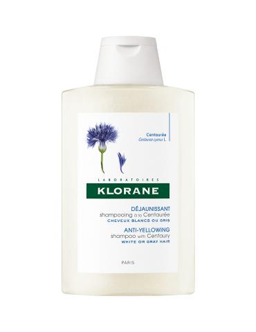 Klorane Shampoo anti-ingiallimento alla Centaurea 200ml Klorane (Pierre Fabre)