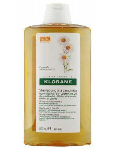 Klorane Shampoo Riflessi Dorati all'estratto di Camomilla 100ml Klorane (Pierre Fabre)