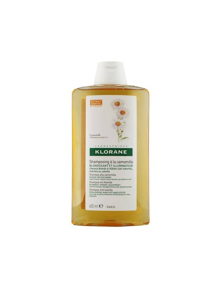 Klorane Shampoo Riflessi Dorati all'estratto di Camomilla 100ml KLORANE (Pierre Fabre It. SpA)935689428 KLORANE (Pierre Fabre...