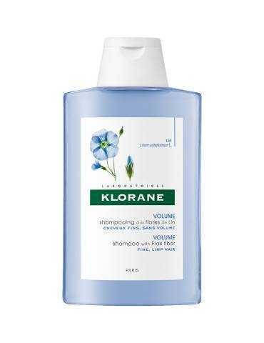Klorane Shampoo alle Fibre di Lino 200ml 933015303