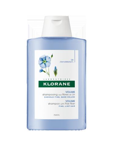 Klorane Shampoo alle Fibre di Lino 200ml Klorane (Pierre Fabre)