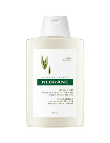 Klorane Extra-Delicato Shampoo al latte d'Avena 400ml KLORANE (Pierre Fabre It. SpA)902976253 KLORANE (Pierre Fabre It. SpA)