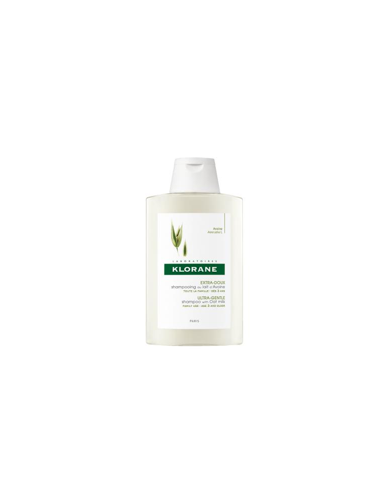 Klorane Extra-Delicato Shampoo al latte d'Avena 400ml KLORANE (Pierre Fabre It. SpA)902976253 KLORANE (Pierre Fabre It. SpA)