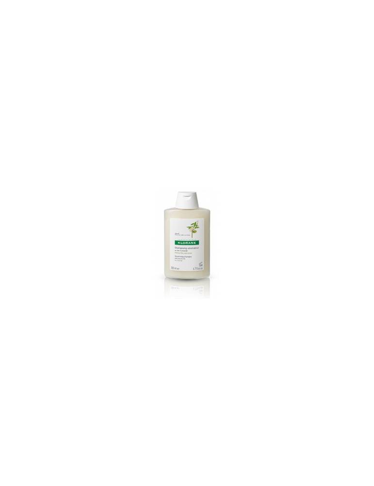 Klorane Shampoo per capelli volumizzante al latte di mandorle 400ml 900644675
