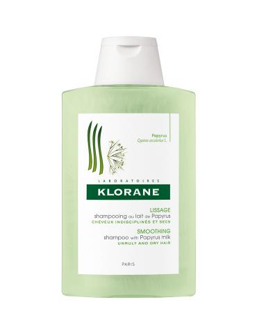 Klorane Shampoo Lisciante al latte di Papiro 200ml Klorane (Pierre Fabre)