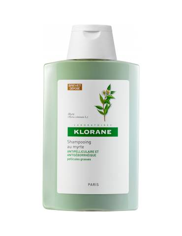Klorane Shampoo Antiforfora all'estratto di Mirto 200ml Klorane (Pierre Fabre)