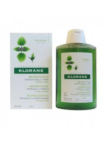 Klorane Shampoo all'ortica per capelli grassi 400ml 930171398