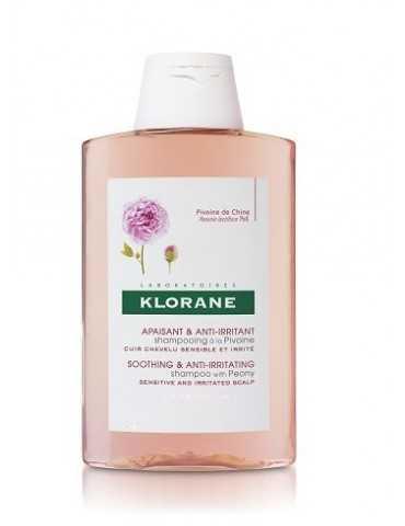 Klorane Shampoo Lenitivo all'Estratto di Peonia 100 ml Klorane (Pierre Fabre)