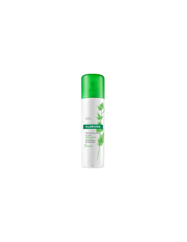 Klorane Shampoo Secco all'Ortica per capelli grassi 50ml 935681662