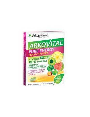 Arkovital Pure Energy Multivitaminico vegetale 30cpr 971308426