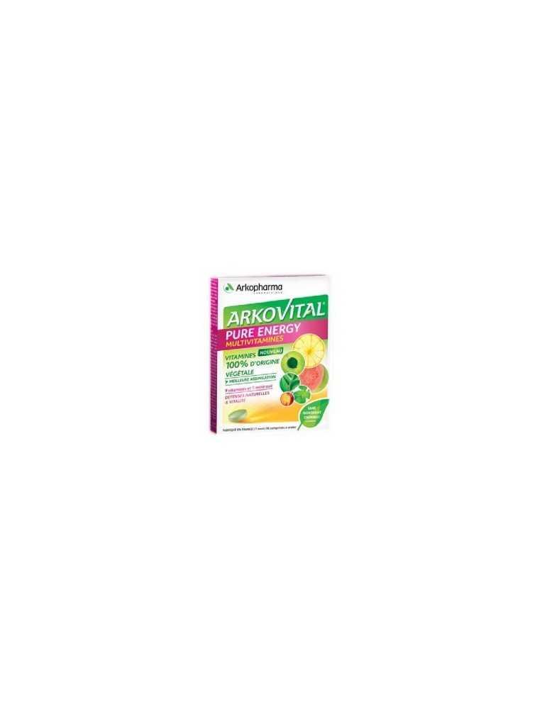 Arkovital Pure Energy Multivitaminico vegetale 30cpr 971308426